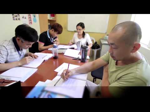 Welcome to EV Academy - English Version - Study English Philippines