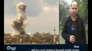 درعا.. فصائل المعارضة تواصل تقدمها  و6 مشافي خارج الخدمة
