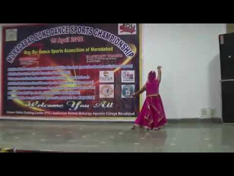Predna shekhar dance on classical dance choreographer by nishant Kumar