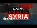 U.S. launches military strike on Syria