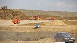 Строительство трассы Таврида от Белогорска до Керчи