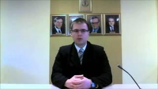 Laureat Kryształowego Serca Radcy Prawnego z OIRP w Katowicach