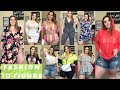 Fashion To Figure Summer Try On Haul   Sarah Rae Vargas
