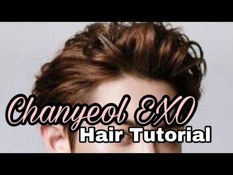 Chanyeol EXO Hair Tutorial | Korean Hairstyle Tutorial Mp3
