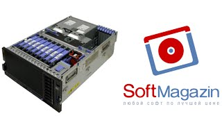 IBM System x3850 X5 (обзор) в SoftMagazin