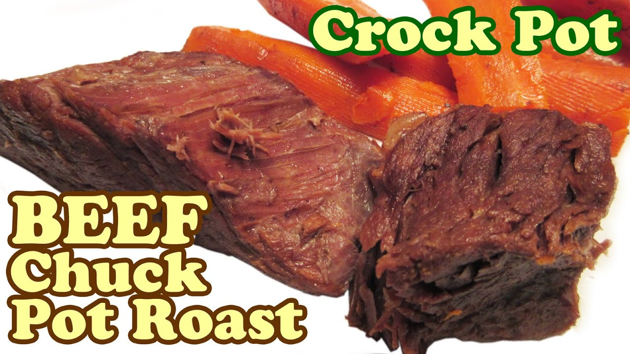 Beef chuck recipes easy