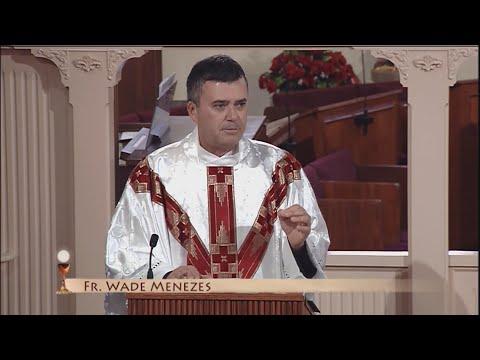 Daily Readings and Homily   2021 01 06   Fr  Wade Menezes