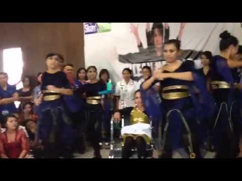 Dance hand hygiene siloam hospitals bali