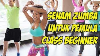 Senam Zumba Untuk Pemula Class Beginner