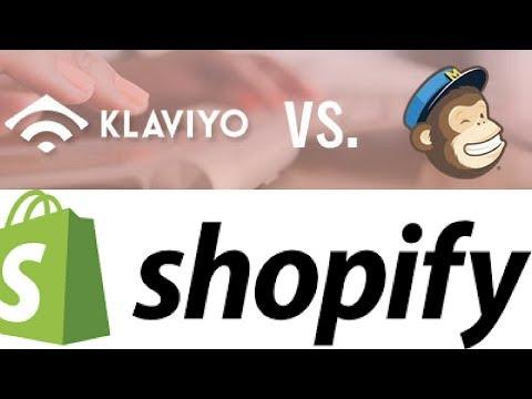 Klaviyo Vs Mailchimp For Shopify How To Start Affiliate Marketing thumbnail
