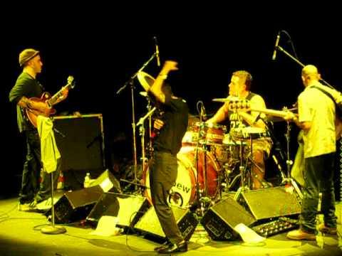 Glassjaw- Lovebites & Razorlines Live @ Mayan 11/11/09