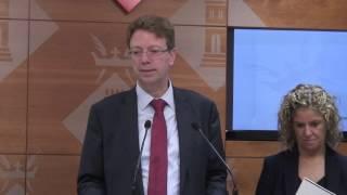 Tortosa aprovarà dilluns la reforma del pont de l'Estat