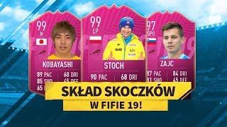 SKŁAD SKOCZKÓW NARCIARSKICH! FIFA 19