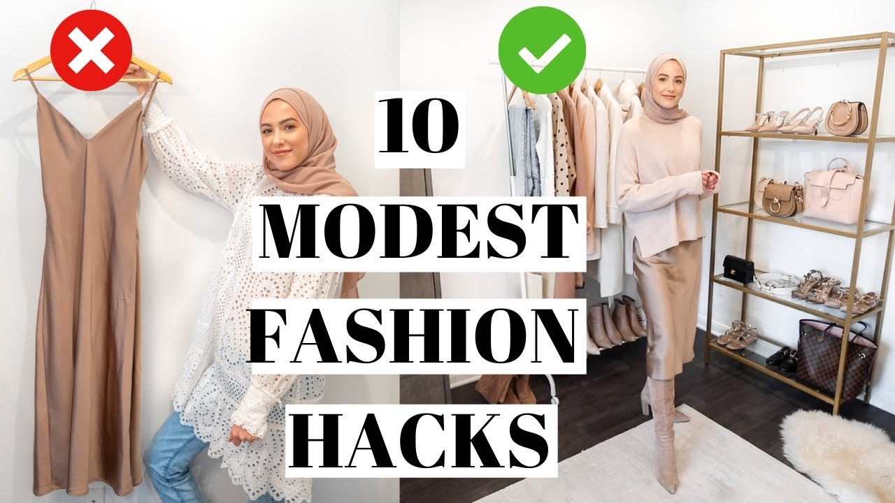 Styling 2020 Trends with hijab 🦋 CLOSET ESSENTIALS