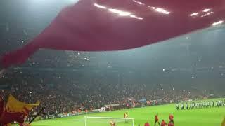Galatasaray atkı şov VE fener ağlama küfürlü