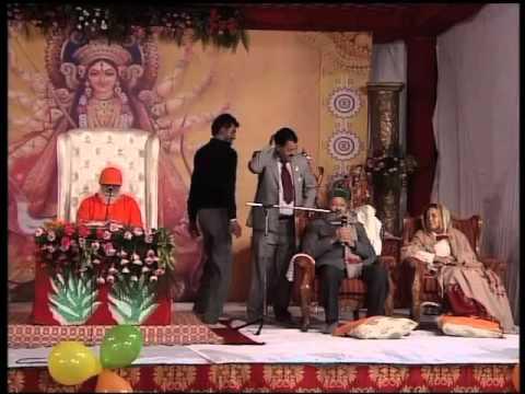 Sh. Virbhadra Singh, Hon'ble Chief Minister During Prabhukripa Convention Shimla HP - Kumar Swamiji