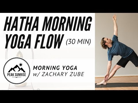 Hatha Yoga - Morning Yoga Flow with Zachary Zube