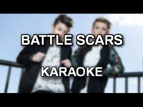 Bars and Melody - Battle scars [karaoke/instrumental] - Polinstrumentalista