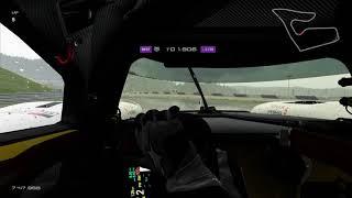 グランツーリスモ®SPORTトヨタ TS050Hybrid one lap playing movieイヤホン推奨