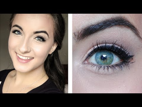 quick  easy drugstore back to school makeup  youtube