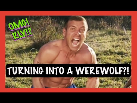 Turning Into A Werewolf | Ton Of Cash | OMG!RLY!?