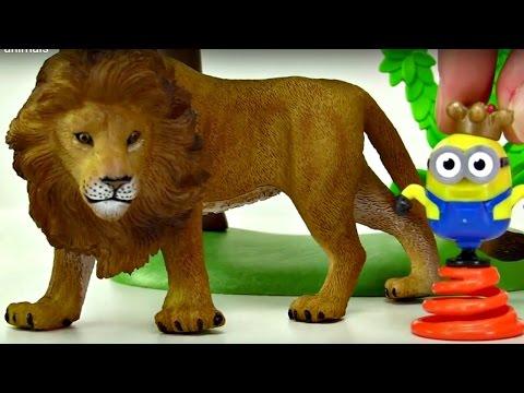 Çocuk Filmi - Minyon Bize Vahşi Hayvanları Anlatıyor
