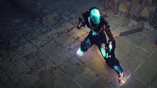 Path of Exile: Transcendence Armour Set