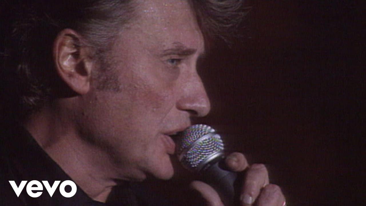 Johnny Hallyday - Je te promets (Live au Palais Omnisports de Paris-Bercy / 1987)