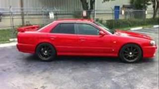 1998 Nissan R34 Skyline $27,500