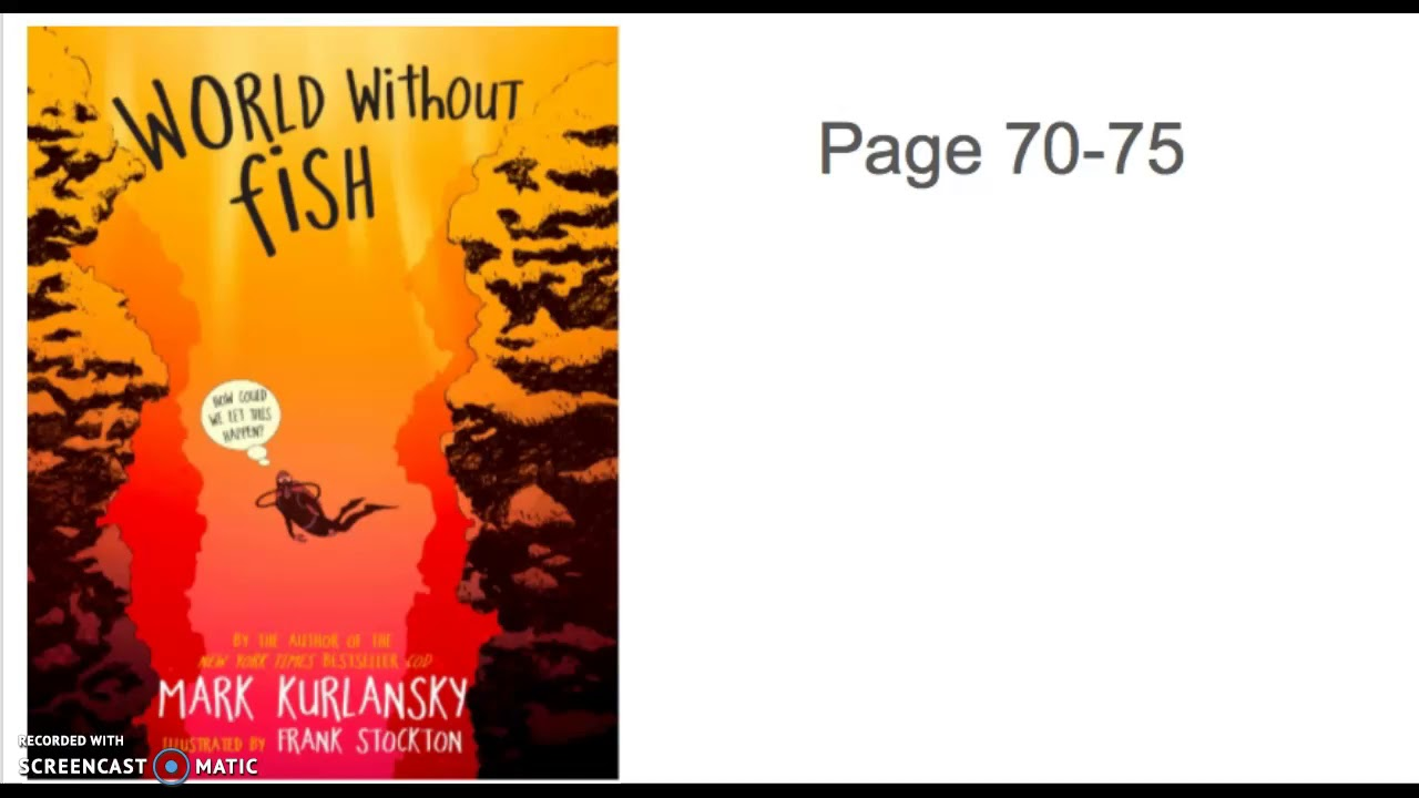 World without fish page 70 75 youtube for World without fish