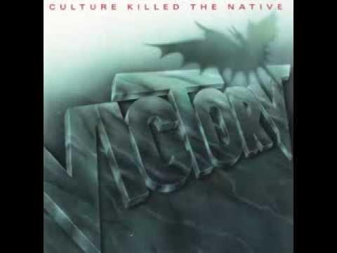 Victory - Culture Killed The Native (full album)