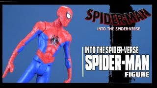 Hasbro Spider-Man Into the Spider-Verse Spider-Man | Video Review