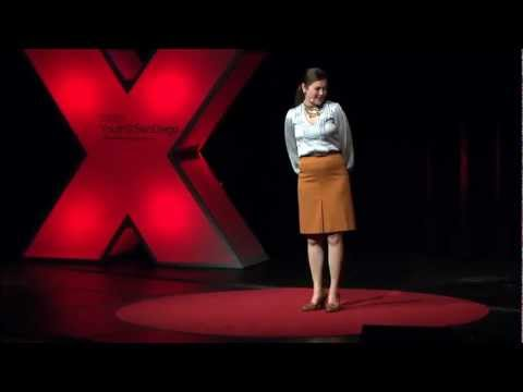 A Soprano Specializing in Miracles: Charity Tillemann-Dick at TEDxYouth@SanDiego