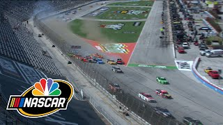 NASCAR Cup Series calamity forces red flag at Texas Motor Speedway | Motorsports on NBC