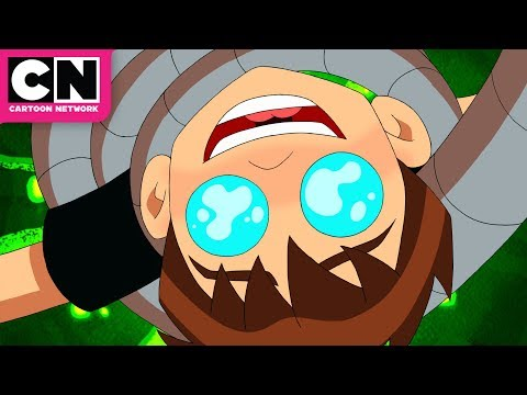 Ben 10 | Ben fights the Fogg | Cartoon Network thumbnail