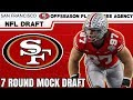 San Francisco 49ers Full Offseason Preview | Free Agency + 7 Round Mock Draft