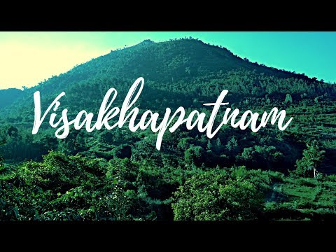 Visakhapatnam - meeting place of sea and mountain