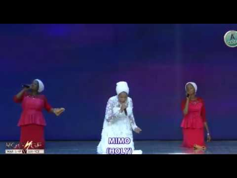 Download TOPE ALABI HIGH WORSHIP IN COZA VOLTAGE WAR SHIP SERVICE 2017