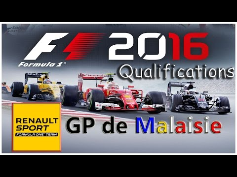 Formule 1 2016 - Grand Prix de Malaisie [Qualifications] - Renault