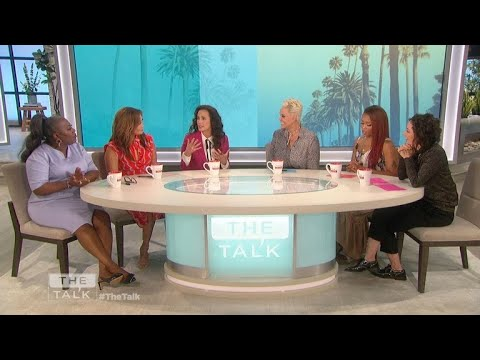 the-talk---andie-macdowell-on-'pressure'-of-dating-and-not-wanting-to-marry-again