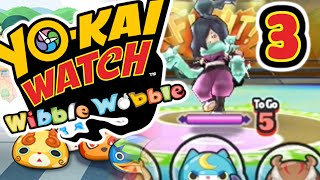 Yo-kai Watch Wibble Wobble - Score Attack (1.49Mil Points)