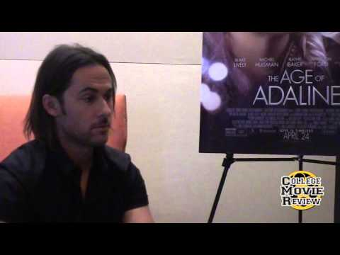 The Age Of Adaline: Lee Toland Krieger Interview