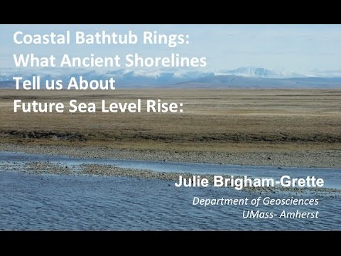 Science for Alaska Lecture Series 2016 - Julie Brigham-Grett