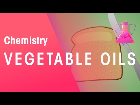 How To Harden Vegetable Oils Through Hydrogenation | Chemistry for All | FuseSchool