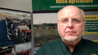 Vern Anderson Introduces Feeds, Nutrients & Animal Requirements