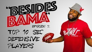 Besides Bama | Best All Time SEC Defensive Players | Comedian FunnyMaine: Episode 5