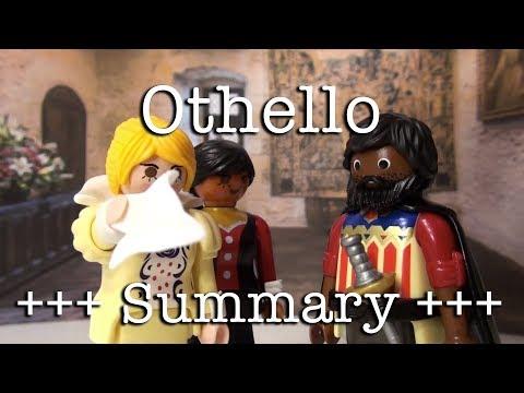 Othello to go (Shakespeare in 11.5 minutes)