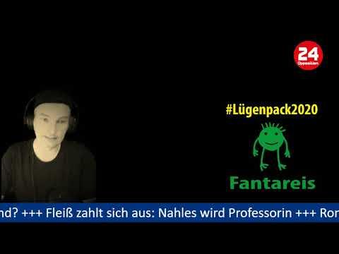 #Lügenpack2020: Fantareis sagt Danke!!!!