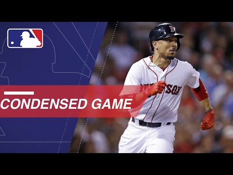 Condensed Game: OAK@BOS 9/12/17