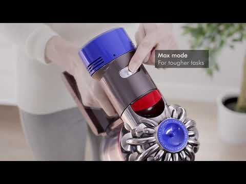 Dyson Video (RARE) 7/7 All about DysonV8 Absolute